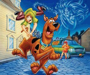 Run Run Scooby play free online games collections