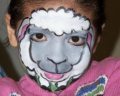 face paint sheep google search facepaint pinterest