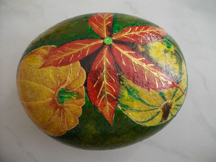 Decorative Stone Art : Best pebbles and stones vegetables images on