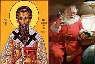 3ο Νηπιαγωγείο Φερών: Ο δικός μας Άγιος Βασίλης