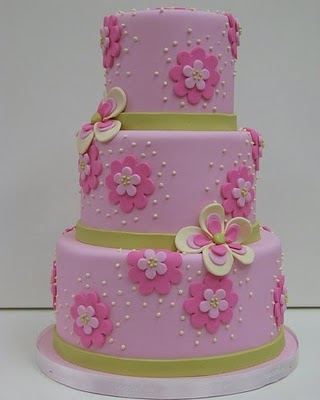 A cake almost to cute to eat...