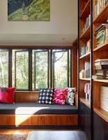 contemporary built in bench seat - Google Search