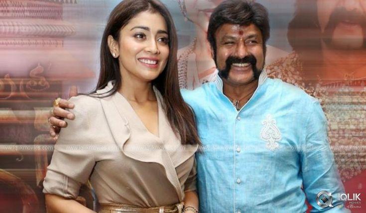 Shriya Saran in Balakrishna Puri Jagannadh Movie