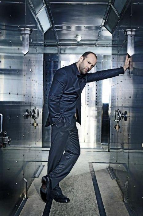 Jason Statham [photo: Ian Derry]