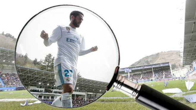 Real Madrid: Buscando a Isco | Marca.com http://www.marca.com/futbol/real-madrid/2018/03/11/5aa3f6cae2704e85158b4746.html