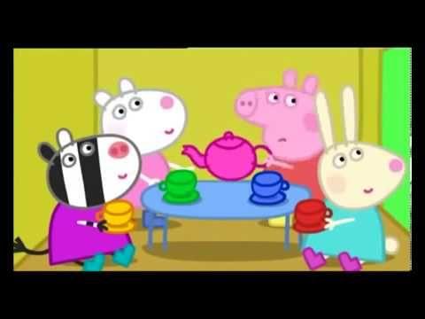 Peppa Pig 2014 Christmas Compilation Part 1