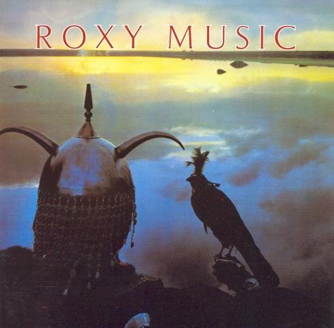 Roxy Music - Avalon  Design by Peter Saville