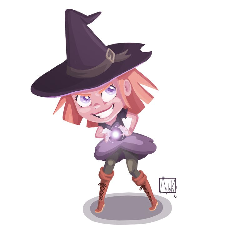 Little Witch by Alicia de Koning