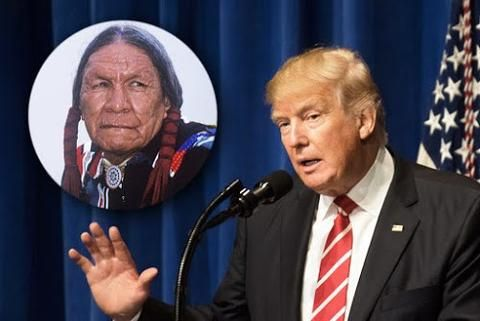 """Washington (dpo) – As part of his plan to improve national security and combat illegal immigration, US President Donald Trump intends to send around 3 million American Indians back to where they came from – India. He is to sign an executive order to this effect this week. In an interview with Fox News, President Trump described Indians living in the USA as lawless warriors with a history of attacking and killing US citizens. He claimed, """"I've seen it in all kinds of TV documentaries…"""
