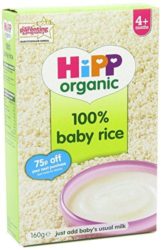 10 PACK  Hipp Baby Rice 4  Dried 160 x 4 gx 10 PACK  SUPER SAVER  SAVE MONEY ** Read more  at the image link.