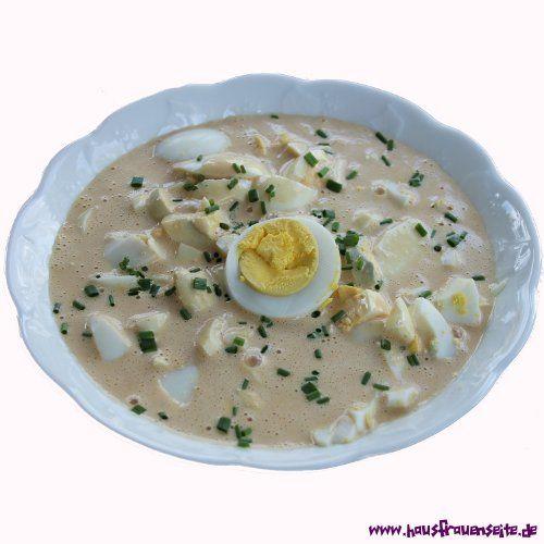 Eiermatsch - Rezept  iermatsch schmeckt richtig lecker beim Sonntagsfrühstück vegetarisch