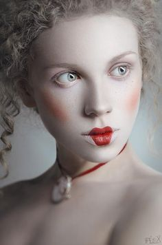 16th century make up - Google Search