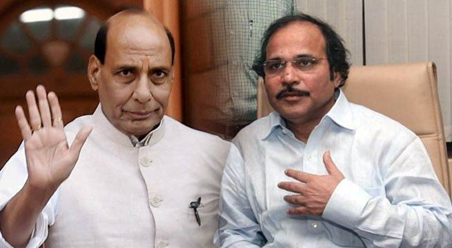 Kolkata: The State Congress President Adhir Chowdhury met with the Union Home Minister Rajnath Singh demanding full investigation into the issue of fierce Baduria violence. He also demanded Centre to intervene on the basis of his allegations that West Bengal police have failed to deal with the...