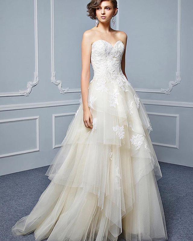 The 76 best Enzoani Bridal Dress images on Pinterest | Short wedding ...