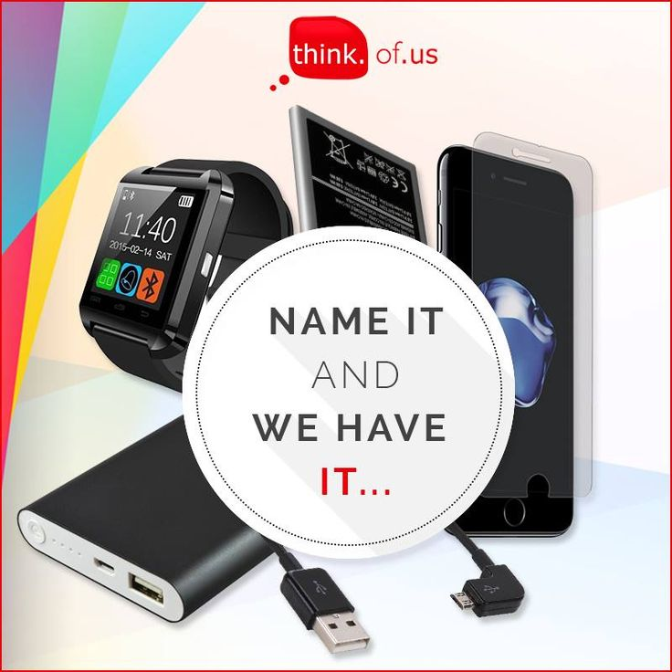 Think of Us believe in what the customer believes. They are specializing in the sale of unlocked mobile phones, tablets, cameras & laptops and turns a commodity into something much more valuable. Safety, quality customer service and simplicity makes Think of Us stand out amongst others. To know more visit - https://twitter.com/thinkofus_store