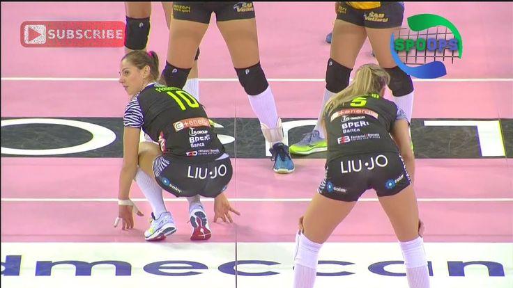 Italian Women's Volleyball League | 🏐 Highlights | November 2017 | ᴴᴰ