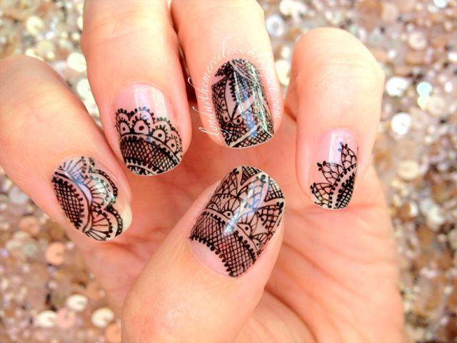 Lyndar the Merciless #nail #nails #nailart