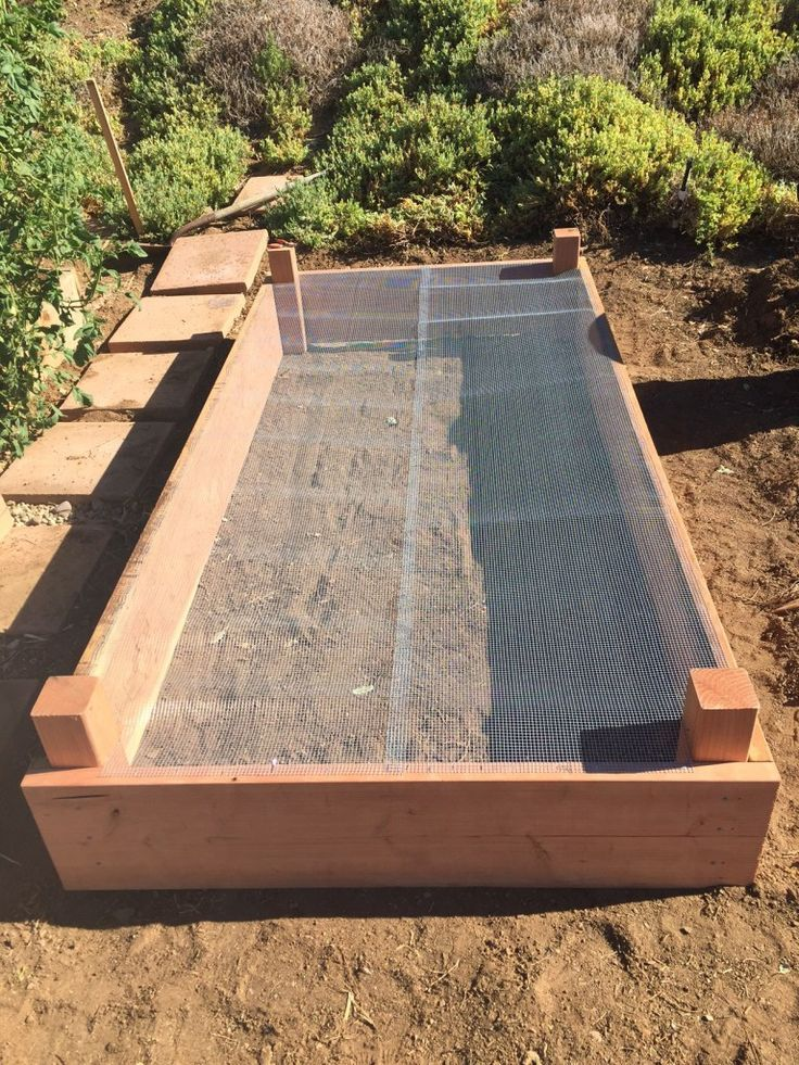 How To Build A High Quality Raised Garden Bed Vegetable Garden Raised Beds Garden Beds Building A Raised Garden