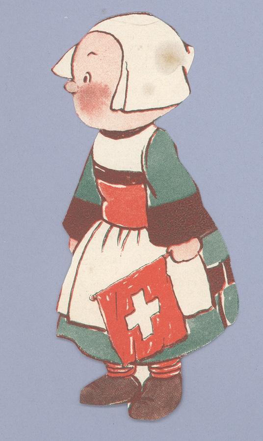 Une Bécassine suisse !!