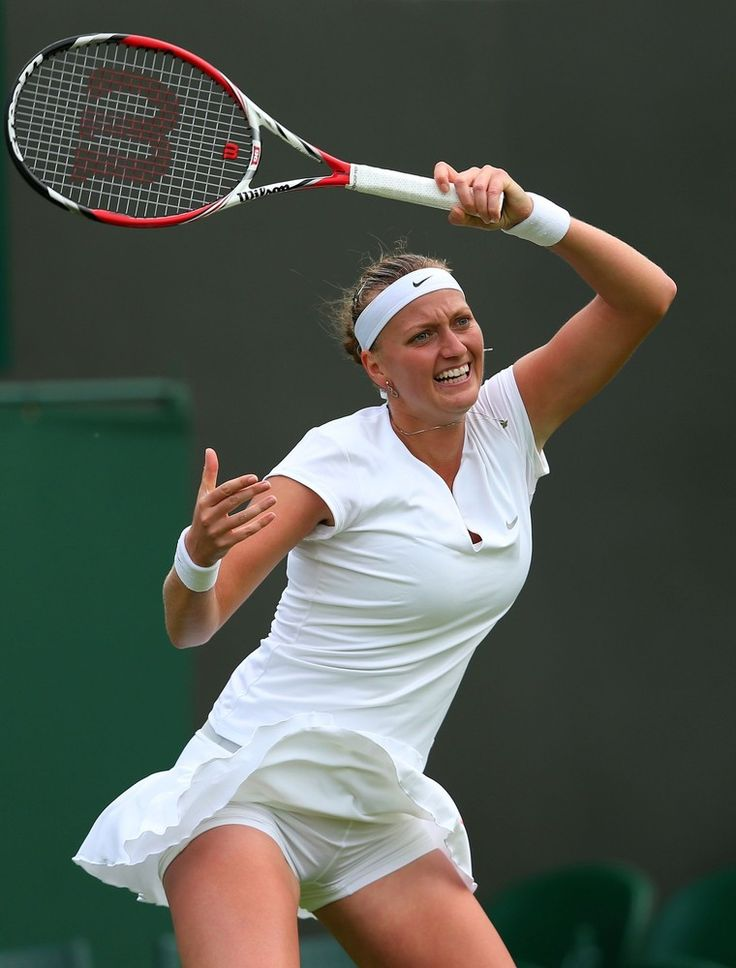 Petra Kvitova - winner 2011, 2014