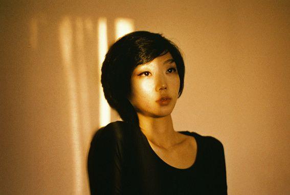 Mira Heo - selfportrait series #2