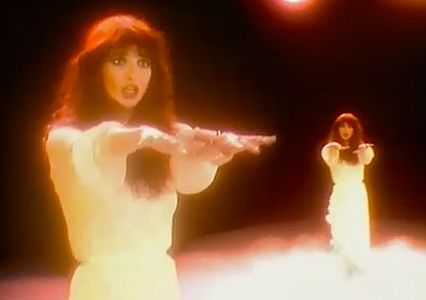 """""""Heathcliff, it's me, Cathy Come home! I'm so cold, let me in your window. Ooh, it gets dark, it gets lonely on the other side from you..."""" Kate Bush Wuthering Heights Vid-clip, 1978"""