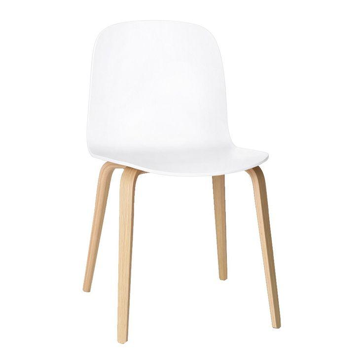 Muuto Visu Chair With Wood Frame/Shell | Occa-Home UK