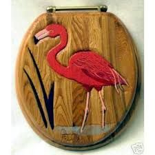 pink flamingo bathroom - Google Search
