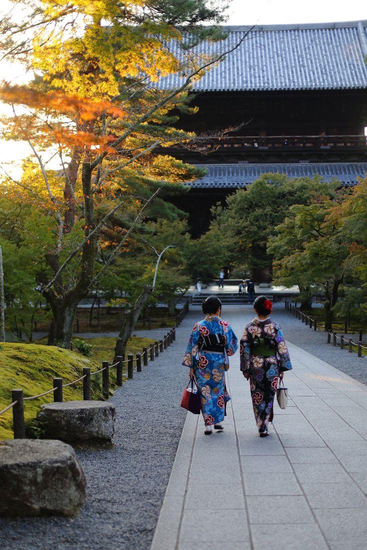 #netspashecophotorgraphy https://flic.kr/p/BiH2Vi | Kioto ladies at sunset