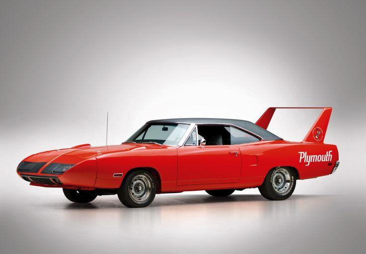Plymouth Road Runner Superbird 1970.