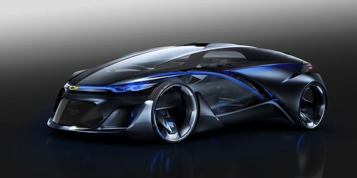 The Chevrolet FNR concept is impossible to describe — seriously, just look at it | The Verge
