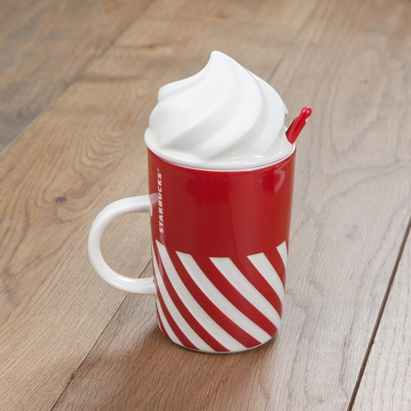 This is my Starbucks cup for Christmas! Something a little bit more festive than just plain RED!