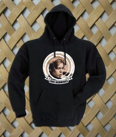 Luke Hemmings 5 Sos Album Cover Hoodie #shirt #tanktop #tops #tees #tee  #graphictees #tumblrshirt #hoodie #unisex clothing