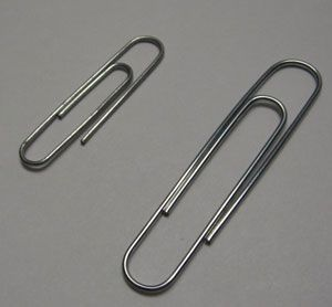 513 best images about unusual uses for things other than for Things you can make with paper clips
