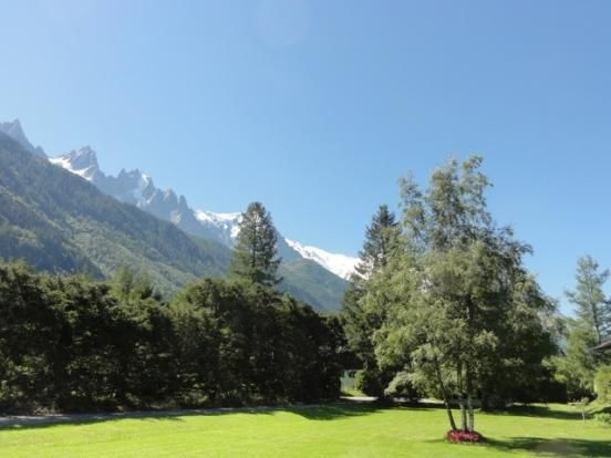 £823k land. Chamonix Les Bois: In the heart of one of Chamonix's most sought after areas and just 5 minutes walk from the Flegere lift and the golf course, this 1225m2 plot of land of has permission to construct a chalet of 147m2 floorspace (plus approximately 100m2 of garage, cellar, bike room, eves, b...