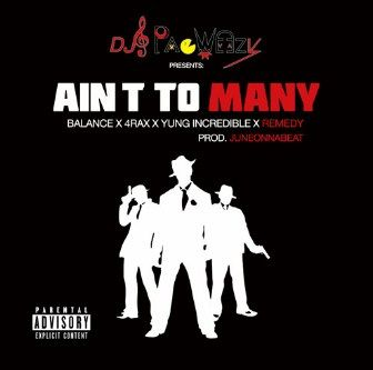 "Listen To ""Ain't to Many"" The First Single From Legendary DJ PacWeezy."