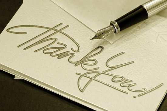 1000  ideas about thank you letter on pinterest