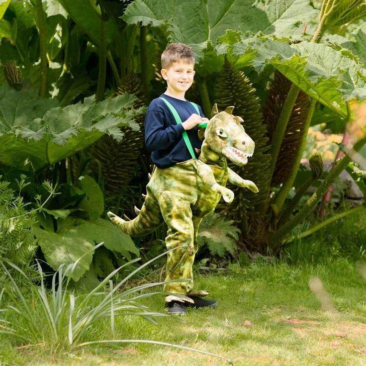 Ride in Dinosaur Fancy Dress Costume by Travis Designs