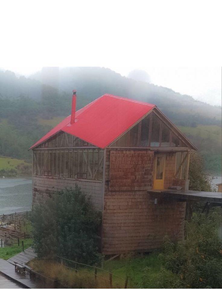 Casa en Rilan Chiloé Chile