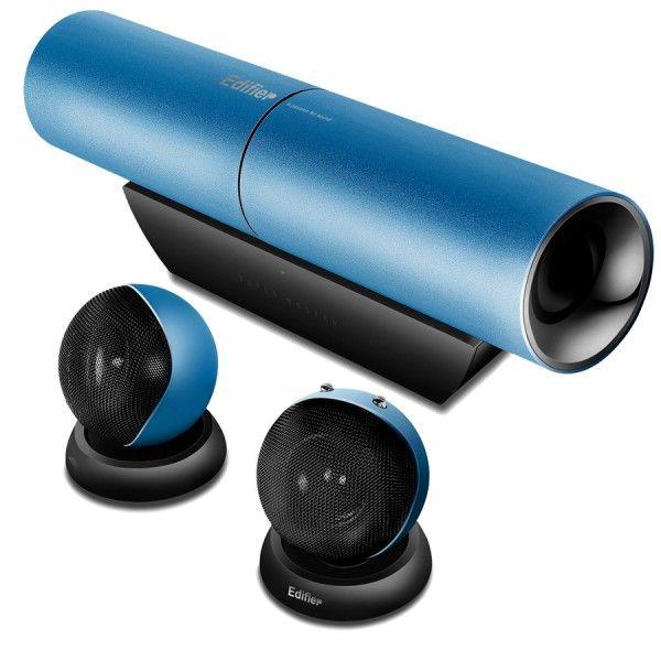 [Edifier] Caixa de som 22W Aurora Edifier MP300 Plus - Azul Elétrico 198,00 temers
