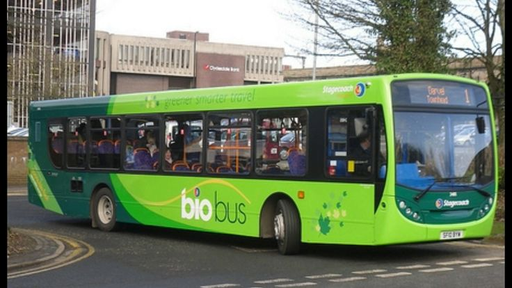 India's first bio-methane bus launched by Tata Motors | The vehicle that...