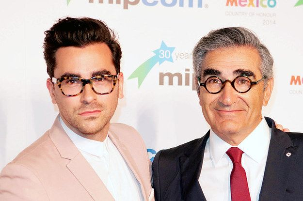 Pin By Deanna Pavlov On Tattoos: Eugene Levy Has A Really Hot Son