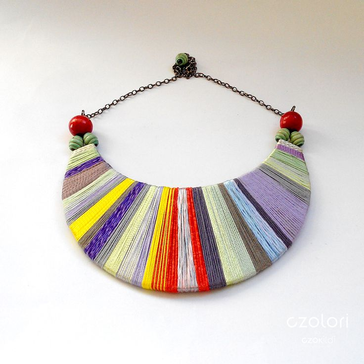 "Neonomade ""Spring"" Necklace"
