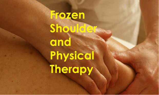 What is Frozen Shoulder and how should it be treated?