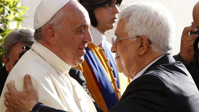 Vatican Ratifies First Treaty with Palestine, Israel Furious - http://gazettereview.com/2015/06/vatican-ratifies-first-treaty-with-palestine-israel-furious/
