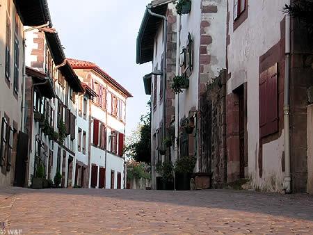 Les 1281 meilleures images propos de le pays basque - Distance biarritz saint jean pied de port ...