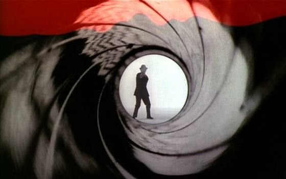 The first portrayal of James Bond on the cinema screen in Dr No(1962)-it wasn't by Sean Connery here either! It was by Bob Simmons (A stuntman,playing James Bond in the opening sequence),seen on screen in the pre credits before Sean appears in the film!