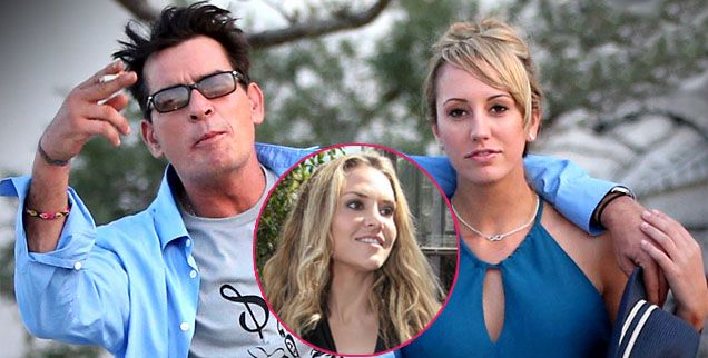 Here Comes The … Ex-Wife! Brooke Mueller WILL Attend Charlie Sheen's Upcoming Wedding To Porn Sta | Radar Online
