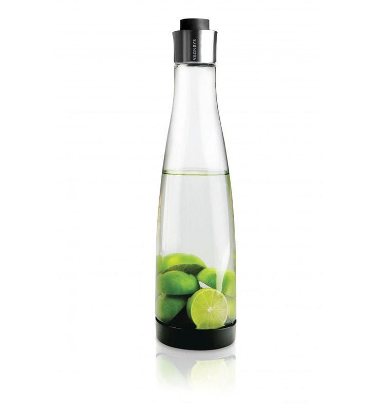 Bottiglia con Fondo Svitabile
