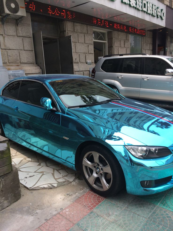 Now that's a paint job